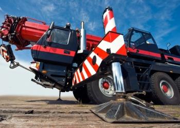 Автокраны от 120тонн перевозка негабаритных грузов