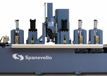 Линия сращивания Spanevello LGC 300 Compact Basic (2009)