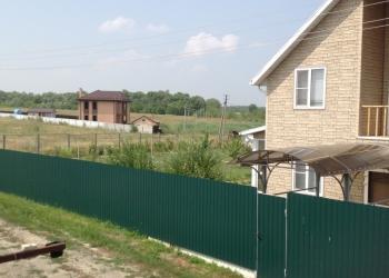 Элитный поселок на границе Ростовской области и Краснодарского края