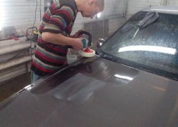 Цех кузовного ремонта