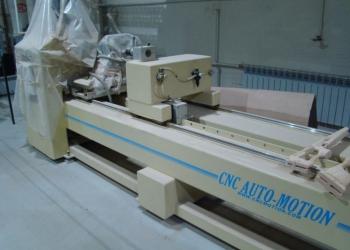 3-хосевой токарный станок с ЧПУ CNC Auto-Motion Columnmaster (2011)