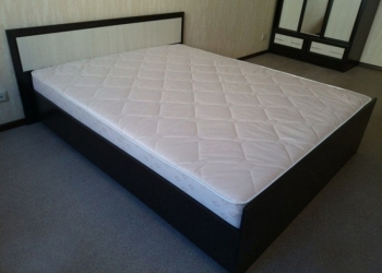 Кровать с матрасом 7500 Доставка 500