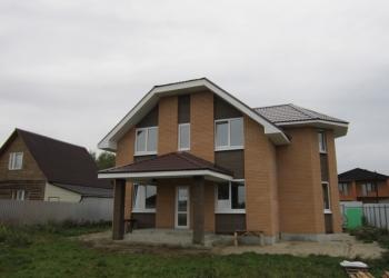 Коттедж 130 м2 в Алеканово с участком 14 соток
