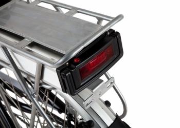 Электровелосипед  гибрид