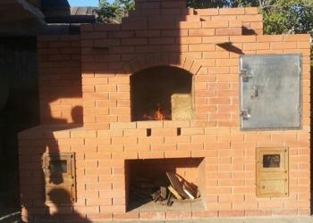 Строительство печей, каминов и барбекю.