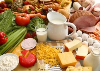 Продукты фермерские натуральные (молоко, яйцо, мясо и пр.)