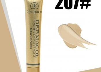 Тональный крем Дермакол Make-Up Cover