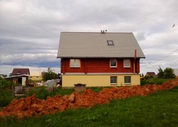 Новый дом на участке 14 соток