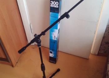 Стойка для микрофона QuickLok A341BK EU