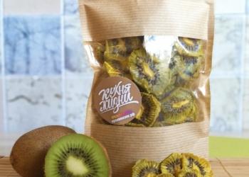 Невероятные чипсы из киви