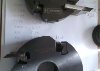 Продам стальные профильные ножевые барабаны IBERUS