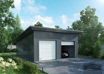 Строительство гаражей в Красноярске Под ключ! Проект в подарок!