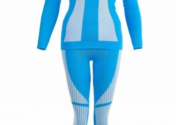Термобелье V-MOTION WOMAN F10 BLUE