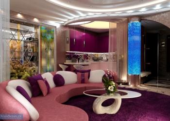 Дизайн проект квартиры, офиса
