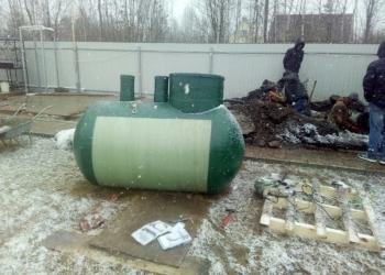 Производство и монтаж септиков и канализации под ключ
