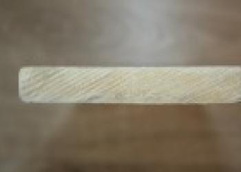 Прямой и скошенный планкен из лиственницы от производителя