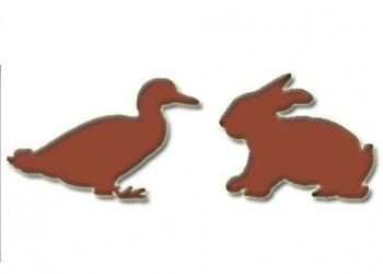 Мясо уток и кролика от производителя оптом
