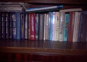 Книги русской,зарубежной литературы, журналы