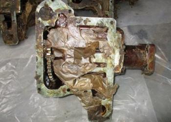 Маслонасос сб20-12-01-13 для УТД-20