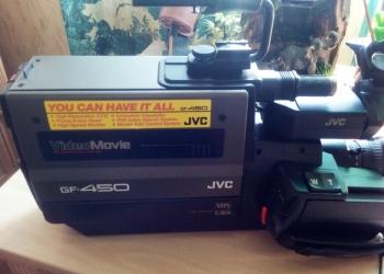 Профессиональная Камера JVC GF-450E/AA-V5EG