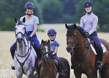 занятия на пони,экскурсии