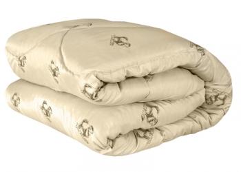 Одеяло утепленное из овечьей шерсти оптом
