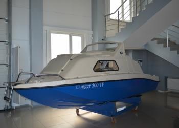 Новая лодка Lugger 500 TF