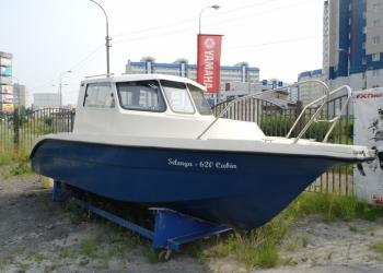 Новая лодка Lugger 640 WA
