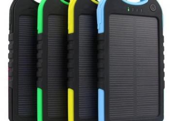 Solar Charger 28000mAh Power Bank