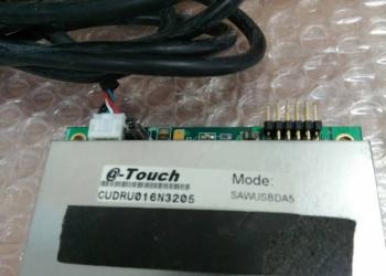Контроллер сенсорного стекла @-touch