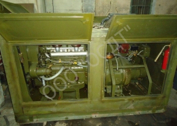 Дизель-агрегаты, Электростанции