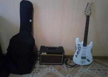 Набор для гитары ( с гитарой)