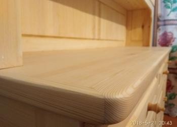 Буфет - комод (новый!!!) из натурального дерева ручной работы