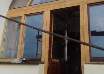 Реставрация евроокон (окна из дерева) любой сложности.