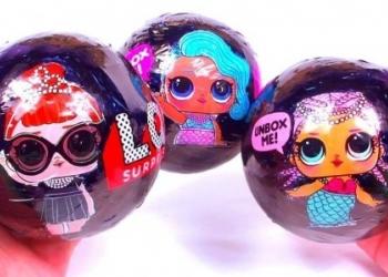 Оригинальные куклы LOL