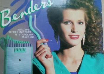 Электро бигуди Clairol Benders