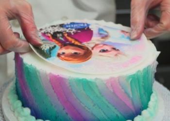 Съедобные картинки для торта и капкейка