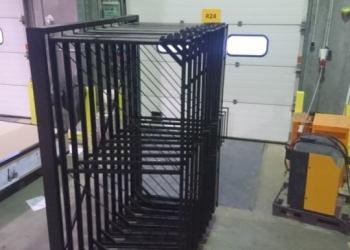 Экспозиторы для паркета  плитки