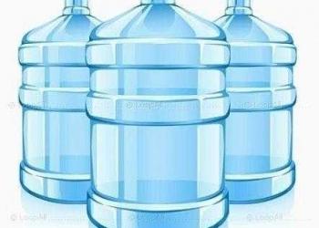 Вода питьевая 19л.