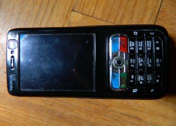 Продам мобильный телефон Nokia N73 Music Edition б/у