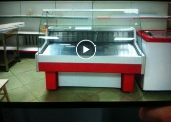холодильник для магазина