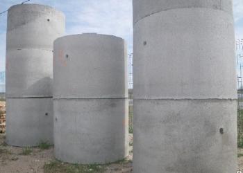 Кольца бетонные замковые армированные жби крышка