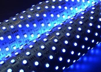 Светодиодная лента RGB SMD5050,IP20,12V,300 LED,5 метров