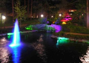 Подсветка светодиодная для пруда и сада SDL-203