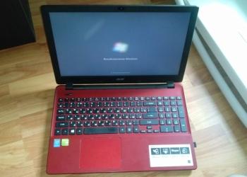 Мощный, стильный ноутбук Aser E15 E571G