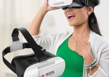 Очки виртуальной реальности VR BOX у Вас дома