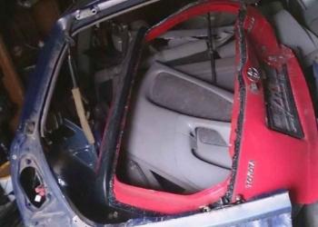 Toyota Corolla Е110 (1998) механика целиком или на запчасти