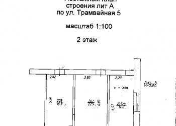 Сдаются помещения 53,2 кв.м. в центральном районе