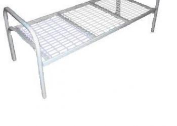 Кровати для рабочих и строителей в Москве купить по низким ценам, кровати оптом