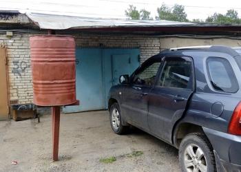Продам в ГСК « Буран » гараж кирпичный 48 м/з